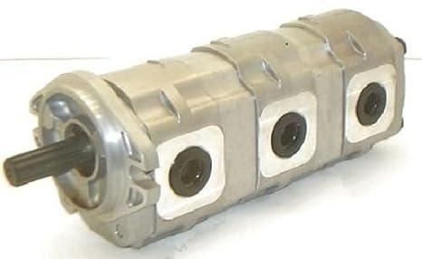 Amazon com: Yanmar B17 Excavator Hydraulic Pump 172149-73110, 172149