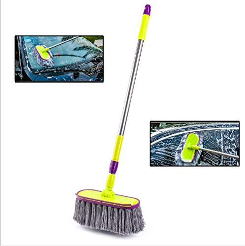 TTK Auto Outdoor Mop Cleaning Brush, Used for Cleaning Cars, Caravans,