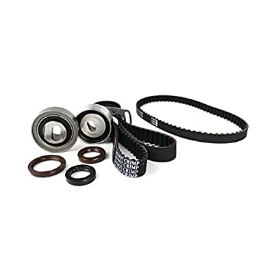 DNJ TBK219 Timing Belt Kit for 1990-1997 / Honda, Isuzu/Accord, Oasis, Odyssey, Prelude / 2.2L / SOHC / L4 / 16V / 2156cc / F22A1, F22A4, F22A6, F22B2, F22B6: Automotive