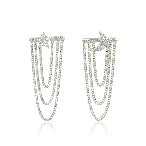 habeats-lunar-crescent-and-star-chain-fringe-front-to-back-ear-jacket-drop-earrings