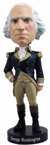 Royal Bobbles George Washington Bobblehead