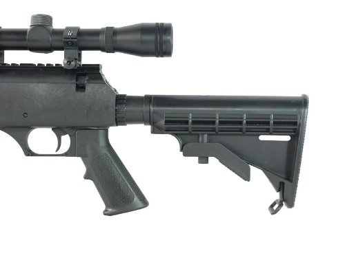 Well MB06 SR-2 Tactical Airsoft Sniper Rifle w/ 3-9x40 Scope & Bipod Bolt Action Airsoft Sniper