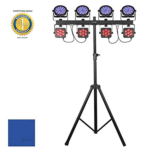 Chauvet 4Bar Flex Led Lighting