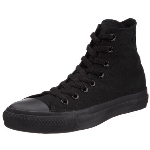 NEW Converse Black Chuck Taylor's Hi top M3310V Assrted