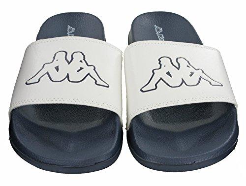 Herren Blue White shoeshoebedo Blue Sandalen TYw6q6d