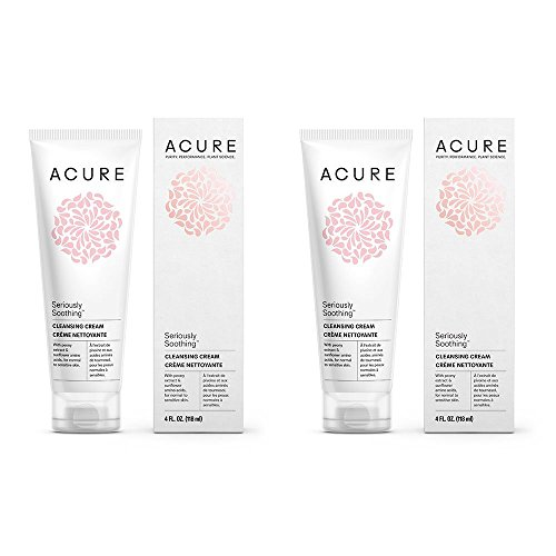 Acure Organics Sensitive Cleanser Chemicals product image