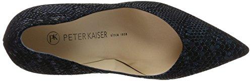 Peter Kaiser 65811, Scarpe con Tacco Donna Blu (Balsam Brandy)