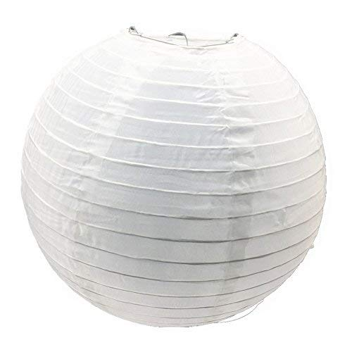 BestTong IP55 Waterproof LED Hanging Solar Lantern Lamps Festive Garden Xmas Ball String Fairy Light for Home and Outdoor Deck, Patio, Garden, Wedding ()