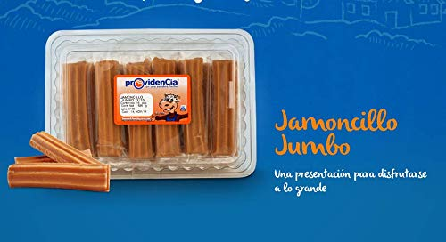 - Providencia Jamoncillo Jumbo Milk Candy Dulce De Leche 15 Big Pieces Net Weight 525 G From Mexico