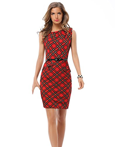 buy a red dress - 2