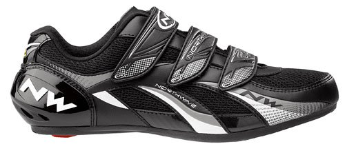 Northwave Fighter zapatilla tamaño negro 39