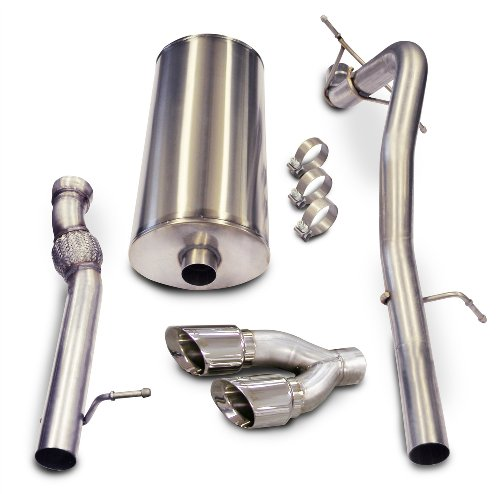 CORSA 14883 Touring Cat-Back Exhaust System