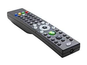 Rosewill RRC-126 MCE Infrared Remote Control with Netflix Function for Windows Vista/Window7 MCE/Windows 8, Black