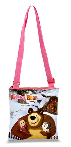 Coriex Pink Snow Borsa Sportiva per Bambini, 20 cm, Multicolore