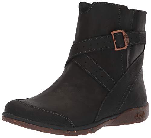 Chaco Women's Skye Boot, Black, 7 M US