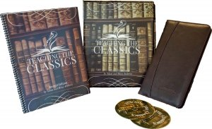 Teaching the Classics: Complete K-12 Reading & Literature Curriculum {DVDs & Workbook)