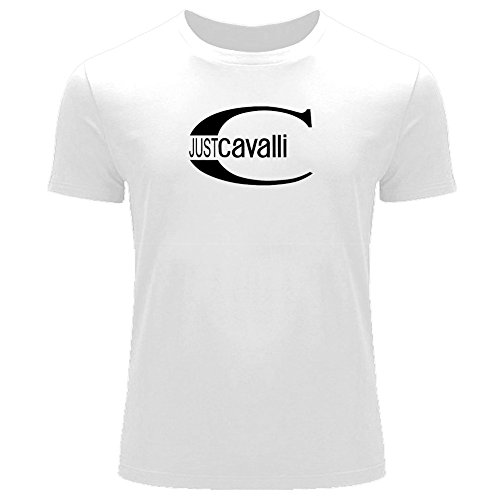 Just Cavalli For Mens Printed Short Sleeve tops t - Shop Just Cavalli Online