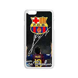 F.C.B Messi Cell Phone Case for iPhone 6