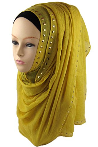Ababalaya Fashion Cotton Hijab Islamic