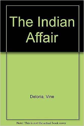 Book The Indian Affair