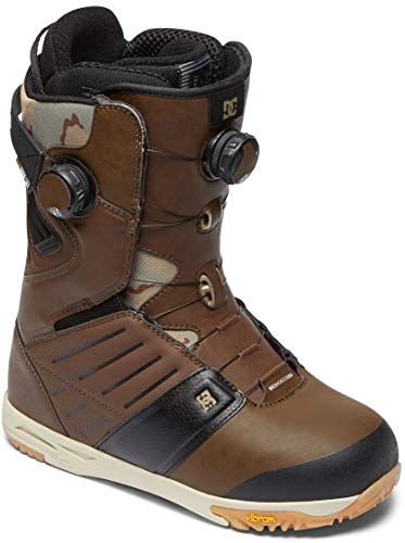 DC Men's Judge '18 Brown 11 D US (Dc Boots Men)