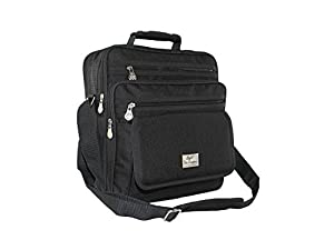 Star Dragon Men's Shoulder Bag Black BLACK: Amazon.co.uk ...