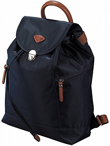 Jump Nice Soft Flapover Backpack Navy by Jump Paris