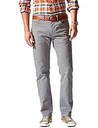 Men's Jean Cut Stretch Straight Fit Pant