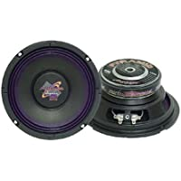 6 1/2 Professional Audio Woofer - 100W RMS-2pack