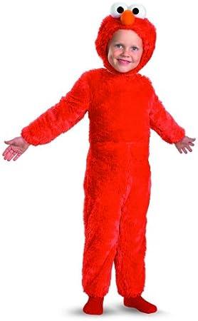 Disfraces para todas las ocasiones Dg25961W Sesame Street Elmo 12 ...