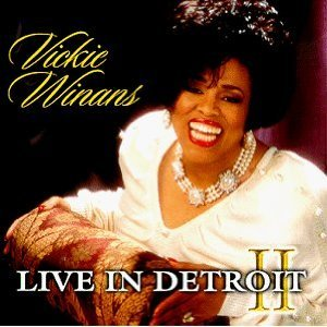 Vickie Winans: Live In Detroit II by CGI / Platinum