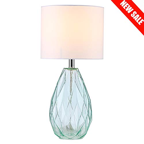 glass bedside table lamps cheap table sottae new design glass table lamp livingroom bedroom bedside lamps desk with white
