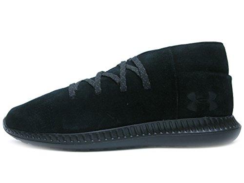 Under Armour Sneaker Uomo Bianco Black 002 Diverse Misure, (Black Black Black 001), 42.5