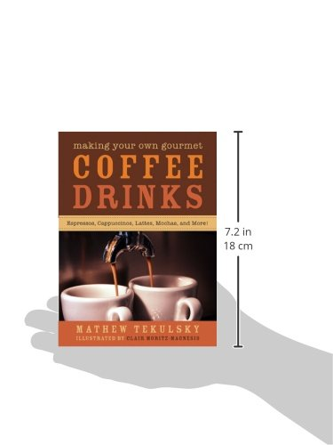 making your own gourmet coffee drinks espressos cappuccinos