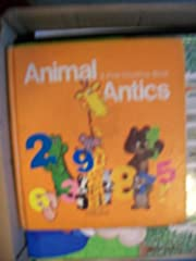 Animal antics: A first counting book af Dean…