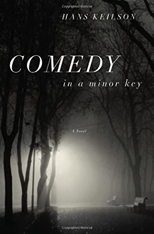 book cover of Comedy in a Minor Key