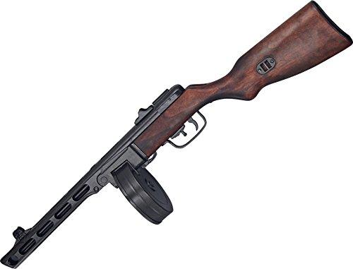 Denix russische MP PPSh-41 Maschinenpistole Sowjetunion, 1941 Metal Deko-Waffe DX1301