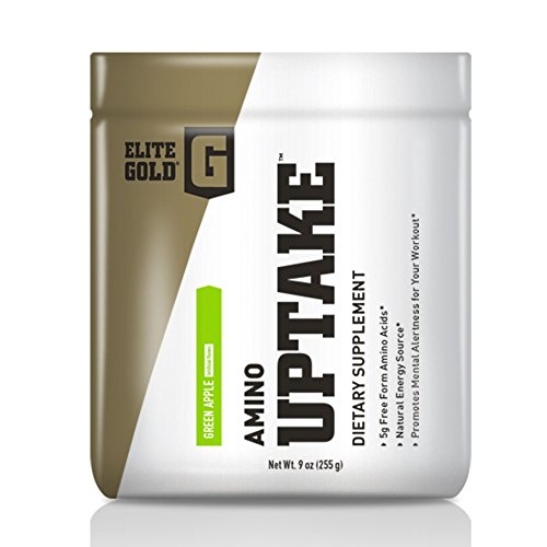 Complete Nutrition Elite Gold® Amino Uptake™ Dietary Supplement (Green Apple)
