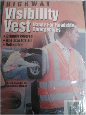 Heininger Holdings 1025 Highway Visability Vest