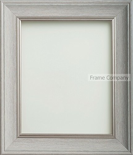 Frame Company Drummond Range Picture Photo Frame - A3, Pale Grey ...