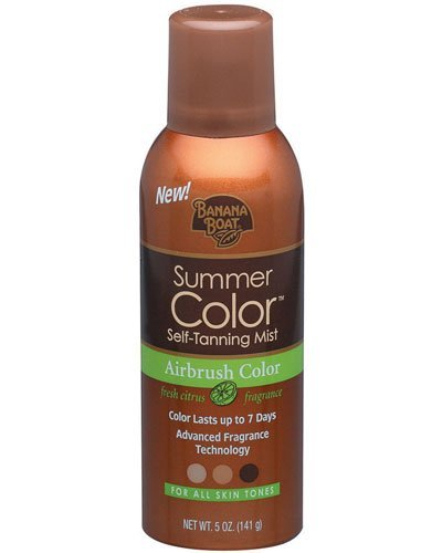 - Banana Boat Summer Color Self Tanning Mist by Banana Boat