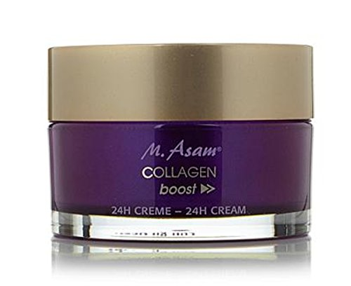 M. Asam Collagen Boost 24-Hour Cream, 3.38fl oz 100 mL