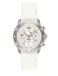Traser H3 Ladytime Silver Chrongraph Ladies Watch T7392.V5H.G1A.08 / 100368
