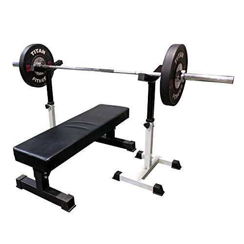 Titan Bench Press Spotter Stands by TITAN FITNESS (Image #6)