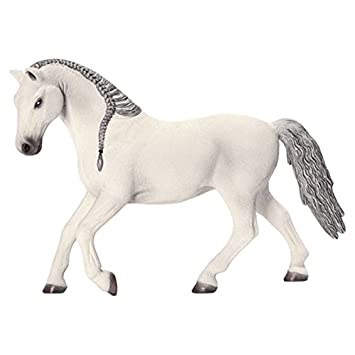 Image result for images of the Schleich Lipizzaner Mare