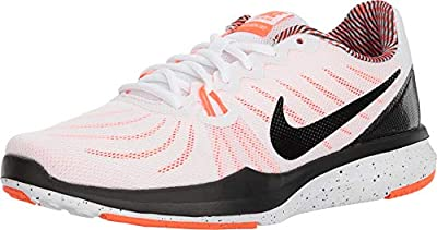 Nike in-Season 7 (10-M, White/Black/Total Crimson)