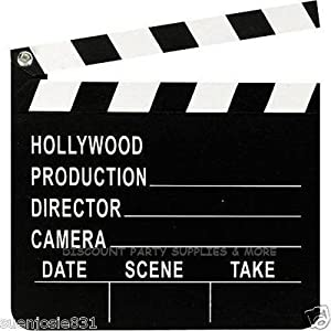 Amazon.com: Hollywood Movie Clapper: Home & Kitchen