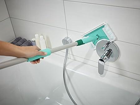 Leifheit Flexipad - Funda de Recambio para Mopa para Azulejos de Microfibra, 24 x 12 x 2 cm, Blanco: Amazon.es: Hogar