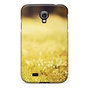Snap-on Case Designed For Galaxy S4- Grass Focus