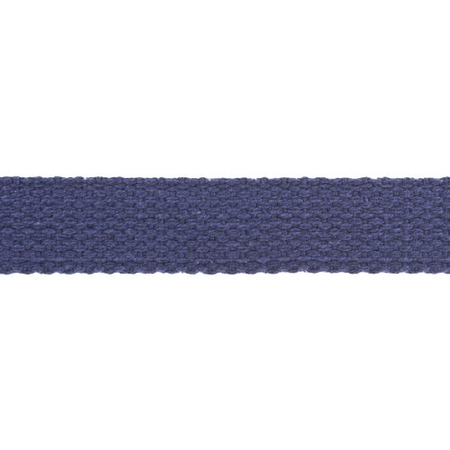 Wrights Cotton Belting, 1-Inch by 10-Yard, Navy ()